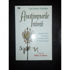 ANOTIMPURILE INIMII - GIGI GRAHAM TCHIVIDJIAN