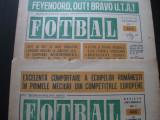 Revista FOTBAL (nr.225 sept 70), UTA-Feyenoord, cronici si comentarii