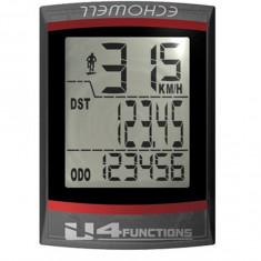Kilometraj Echowell U4 cu fir 4 functii impermeabilPB Cod:ECH-30303 - Accesoriu Bicicleta