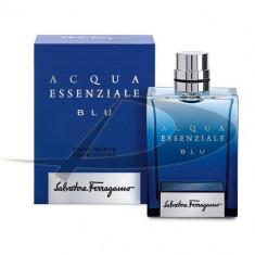 Salvatore Ferragamo Acqua Essenziale Blu, 100 ml, Apă de toaletă, pentru Barbati - Parfum barbati