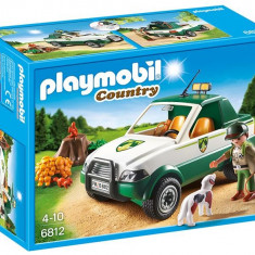 Masina Padurarului - Masinuta electrica copii Playmobil
