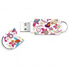 Memorie externa Integral Xpression Birds 8GB - Stick USB