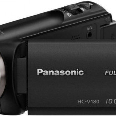 Camera video Panasonic HC-V180, negru