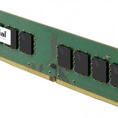 Crucial Memorie desktop RAM 4GB DDR4 2133 MT/s (PC4-17000) CL15 SR x8 Unbuffered DIMM 288pin - Memorie RAM