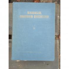 MANUALUL INGINERULUI CONSTRUCTOR VOL. 2