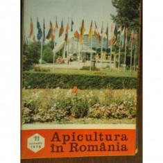 REVISTA APICULTURA IN ROMANIA NR.11/1978