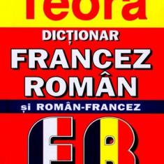 Dictionar francez-roman, roman-francez de buzunar, Editura Teora