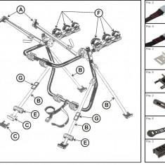 Kit Complect Pentru 567049999RMPB Cod:567049999RM - Remorca bicicleta