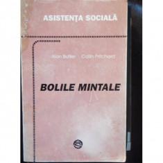 BOLILE MINTALE - ALAN BUTLER - Carte Psihiatrie