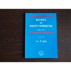 REVISTA DE DREPT COMERCIAL SERIE NOUA, Prof. univ. Ion Turcu - Curs drept