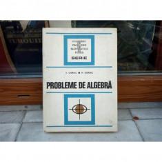PROBLEME DE ALGEBRA, V. Chiriac, 1977