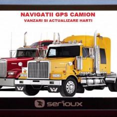 GPS  Navigatii APARATE GPS NAVIGATIE AUTO GPS TIR GPS CAMION HARTI EUROPA 2017