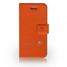 Husa iPhone 4/4S Fenice Diario Juicy Orange