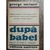 DUPA BABEL - GEORGE STEINER