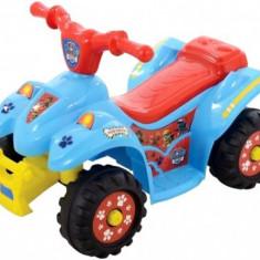 Atv Electric Cu Acumulator 6V Pentru Copii Paw Patrol Mvs - Masinuta electrica copii