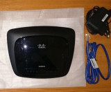 Router wireless cisco Linksys WRT120N, 150 Mbps, 100% functional, garantie, 4, 1