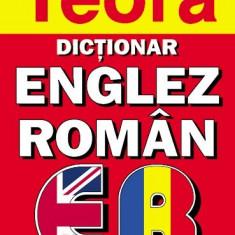 Dictionar englez-roman de buzunar, Editura Teora