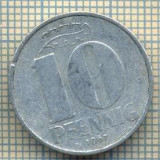 9022 MONEDA- GERMANIA(RDG) - 10 PFENNIG -anul 1967 A - starea ce se vede, Europa