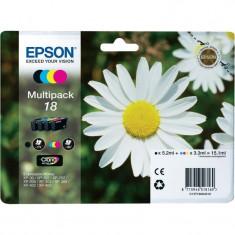 INK MPACK 18 BK, CY, MA, YE - Cartus imprimanta Epson