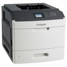 Imprimanta laser mono Lexmark MS811n, Dimensiune: A4, Viteza: 60 ppm, Rezolutie: 1200X1200 dpi, Mem - Imprimanta cu jet