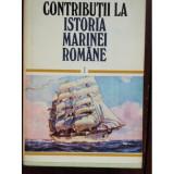 CONTRIBUTII LA ISTORIA MARINEI ROMANE