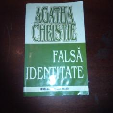 FALSA IDENTITATE  AGATHA CHRISTIE/L1
