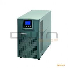 SOCOMEC UPS Online Dubla Conversie 3000VA, Tower, ITYS2, Hard wire input/ output, Baypass, Manag