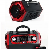 KARAOKE MP3 PLAYER STICK USB/CARD, MICROFON, INREGISTRARE, RADIO, ACUMULATOR .NOU. - Echipament karaoke