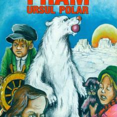 Cezar Petrescu - Fram ursul polar - 29346 - Roman