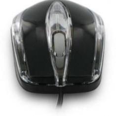 Mouse optic 4World, USB, BASIC1, 1200dpi, negru