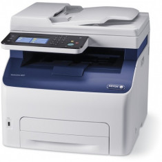 Multifunctional laser mono Xerox WorkCentre 6027NI, Dimensiune A4, Viteza max 18 ppm, Rezolutie max - Imprimanta cu jet