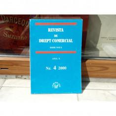 REVISTA DE DREPT COMERCIAL SERIE NOUA ANUL X NR.4 2000, Cursuri - Curs drept