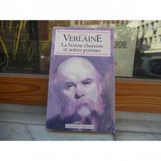 La bonne chanson et autres poemes , Paul Verlaine