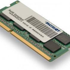 Patriot 4 GB 1600 MHz DDR3 Non-ECC CL11 SODIMM - Memorie RAM laptop