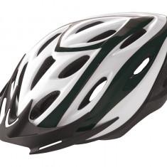 Casca Rider Alb/Negru Marime L (58-61cm)PB Cod:588400281RM - Echipament Ciclism