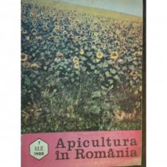 REVISTA APICULTURA IN ROMANIA NR.7/1988