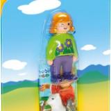 1.2.3 Femeie Cu Pisicuta Playmobil