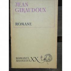 ROMANE - JEAN GIRAUDOUX