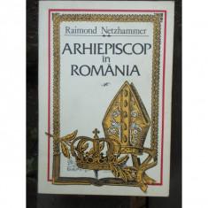 ARHIEPISCOP IN ROMANIA - RAIMOND NETZHAMMER - Teatru