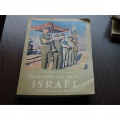 DEUX MILLE ANS APRES ISRAEL - P.F. DEGEORGES - Carte de calatorie