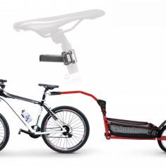 Sistem Prindere Sa Bicicleta Adul Trail AngelPB Cod:588319030RM - Remorca bicicleta