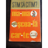 Stim sa citim? Jocuri didactice pentru clasa I