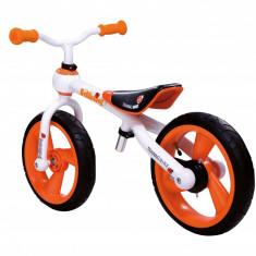 "Bicicleta Copii fara pedale 12"" PortocaliuPB Cod:588320017RM"