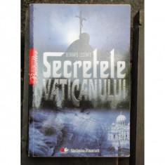 Bernard Lecomte - Secretele Vaticanului - Carte poezie