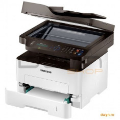 Samsung, Multifunctional laser mono, SL-M2675FN/SEE, Print/Scan/Copy, Fax, 26ppm, 1200x1200 dpi, - Imprimanta cu jet