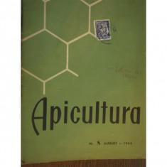 REVISTA APICULTURA NR.8/1966