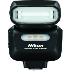 Blitz Nikon SB-500 AF Speedlight - Blitz dedicat