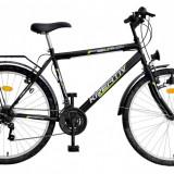 Bicicleta Kreativ 2613 culoare NegruPB Cod:215261360 - Bicicleta de oras