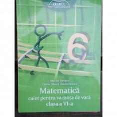 MATEMATICA CLASA A VI-A - MARIUS PERIANU