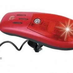 Alarma BSFD 1 1Led 8 MelodiiPB Cod:MXR50001.1 - Accesoriu Bicicleta